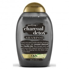 OGX Charcoal Detox Shampoo 385ml