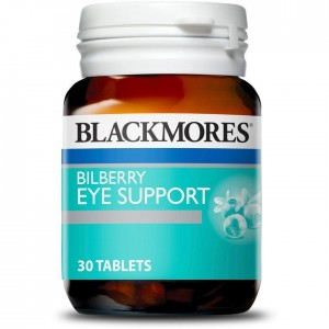 Blackmores Bilberry Eye Support 30 Tab