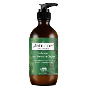 Antipodes Halleluja Lime & Patchouli Cleanser 200ml
