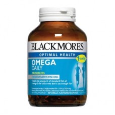 Blackmores Omega Daily Double Strength Fish Oil  90 Cap