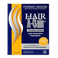 Hair-A-Gain 2 month supply 2x60ml