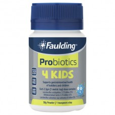 Faulding Probiotic 4 Kids Powder 50g