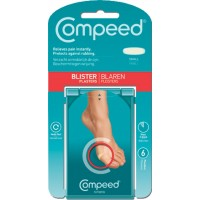 Compeed Blister Plasters Small 6pk