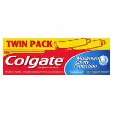 Colgate Cavity Protection  Toothpaste Twin Pack 2x175g