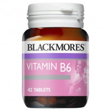 Blackmores Vitamin B6 42 Tab
