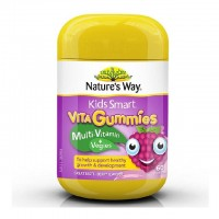 Nature's Way Vita Gummies Kids Multi + Vegie 60 Past