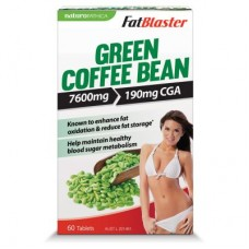 FatBlaster Green Coffee Bean  60 Tab