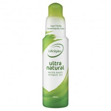 Lifestyles Lubricant Gel Ultra Natural  100ml