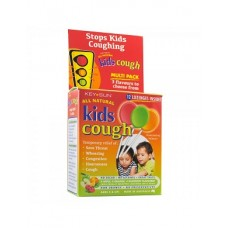 Key Sun Kids Cough Assorted 12