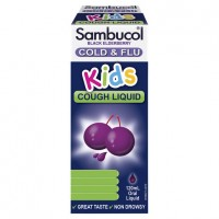 Sambucol Kids Cough Liquid 120ml