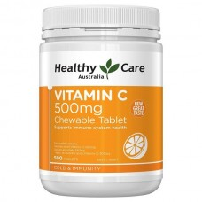 Healthy Care Vitamin C 500mg  500 Tab