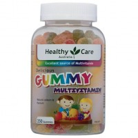Healthy Care Delicious Gummy Multivitamin 250