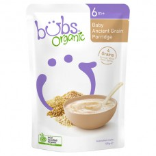 Bubs Organic Baby Ancient Grain Porridge 125g
