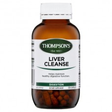 Thompsons Liver Cleanse 120 Cap