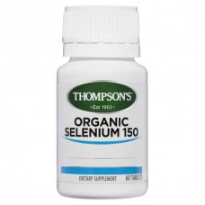 Thompsons Organic Selenium 150 60 Tab